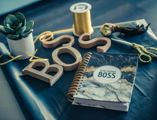 5 soovitust, kuidas olla iseenda boss!