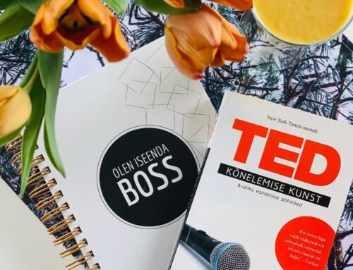 TED – avaliku esinemise kunst!