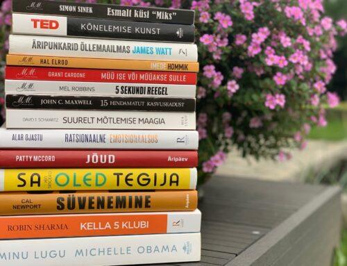 15 raamatut uudishimulikule, mis aitavad elu disainida!