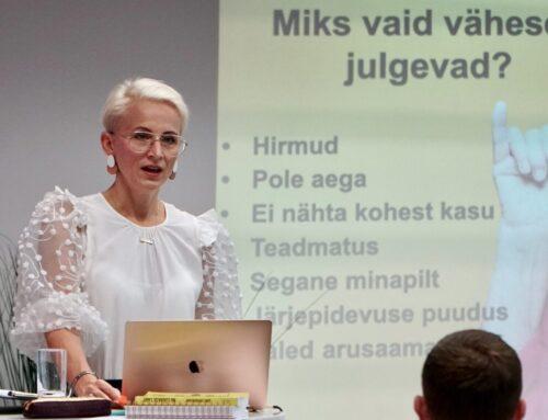 Pressiteade: Eestis viidi esmakordselt läbi juhtide persoonibrändi uuring