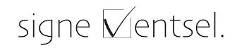 Signe Ventsel Logo